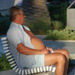 how to get rid of alcohol bloat